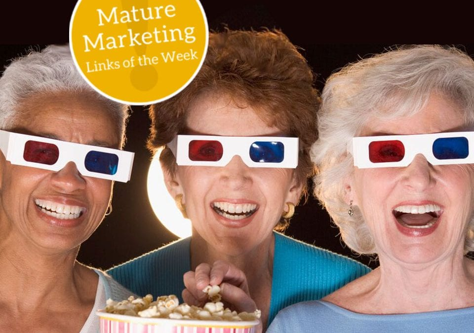 Lights, Camera, Action! – It's Movie Time for Seniors