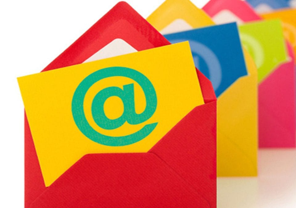 The Age of Email (Does this account make me look old?)