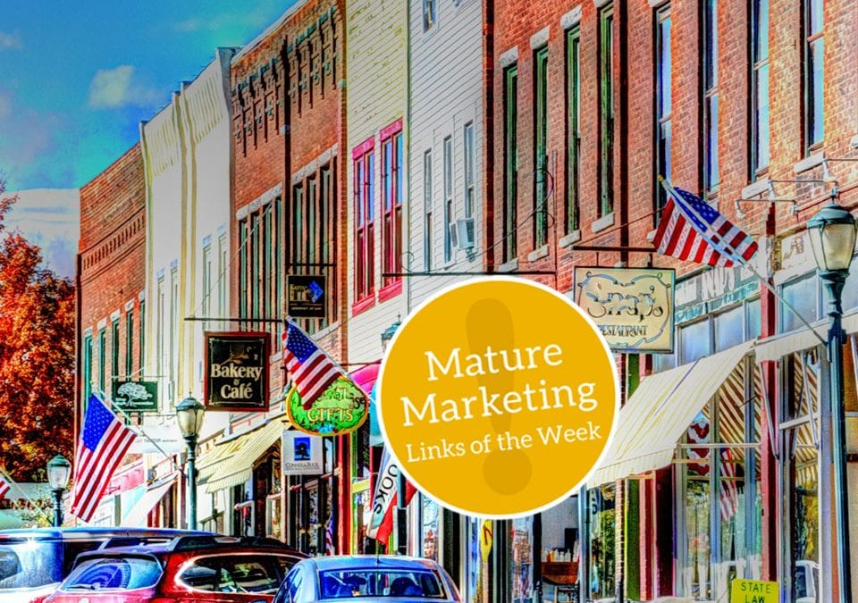 Mature Marketing & the Boomer/Millennial Divide