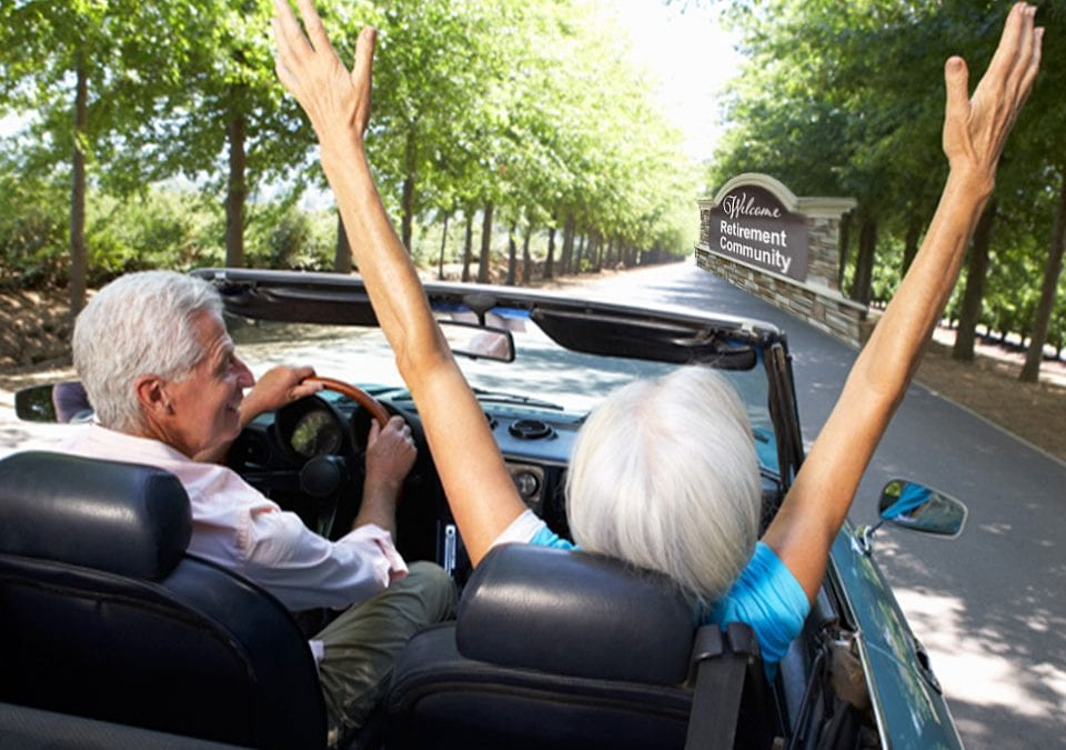 To Drive Boomers to Your Community, Put the Sales Pitch in the Rearview Mirror