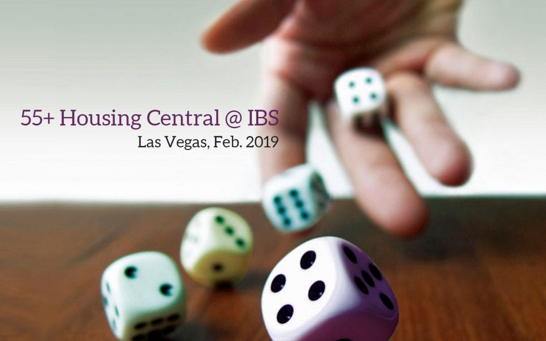 Rolling the Dice at the 2019 International Builders' Show