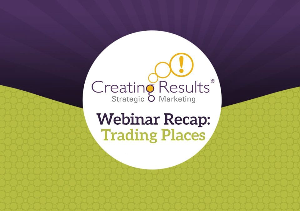 Webinar Recap: Trading Places Panel Webinar