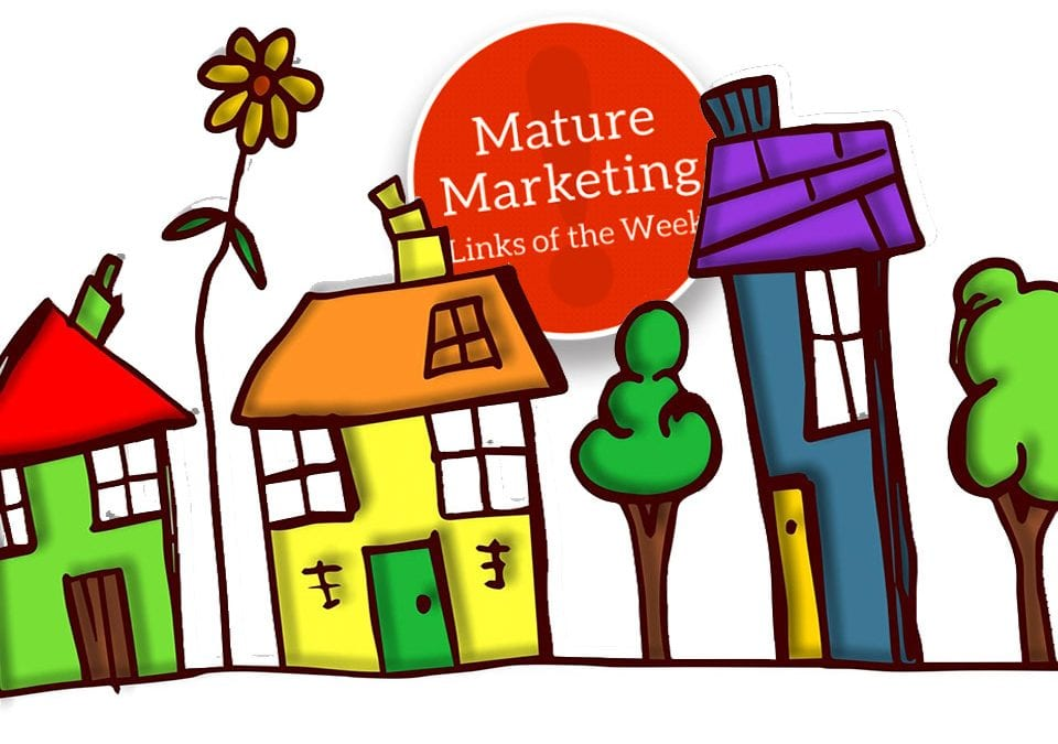 Award Winning Marketing Trends & Suburban Transformations – Mature Marketing Posts of the Week
