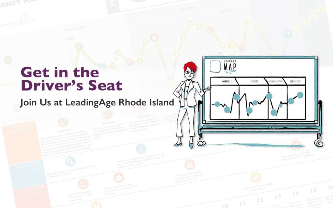 Journey Mapping Our Road to LeadingAge Rhode Island 2019