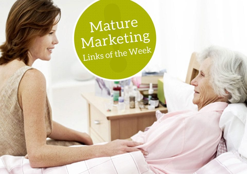 Mature Marketing Links of the Week: Working Caregivers & Loneliness Myth