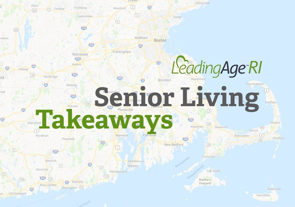Small State, Big Ideas; Learnings from LeadingAge RI