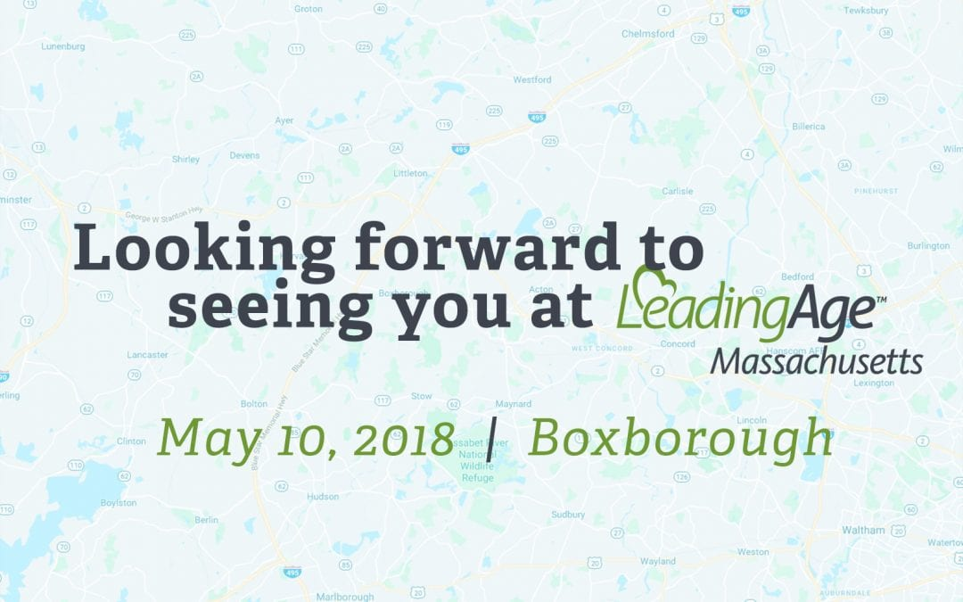 Sales and Marketing with Purpose at LeadingAge MA