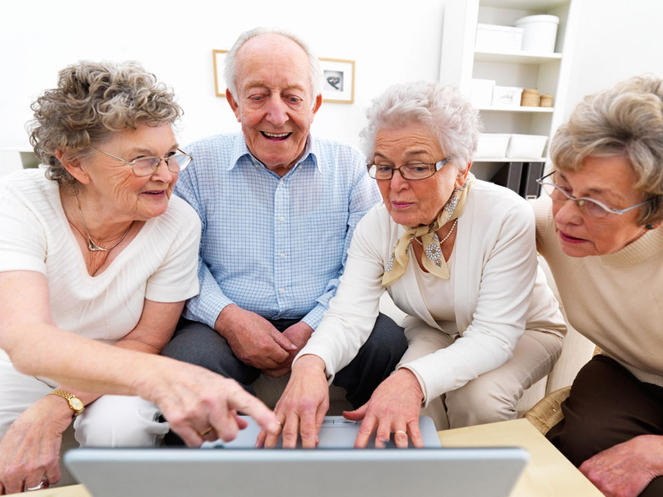 assisted living marketing