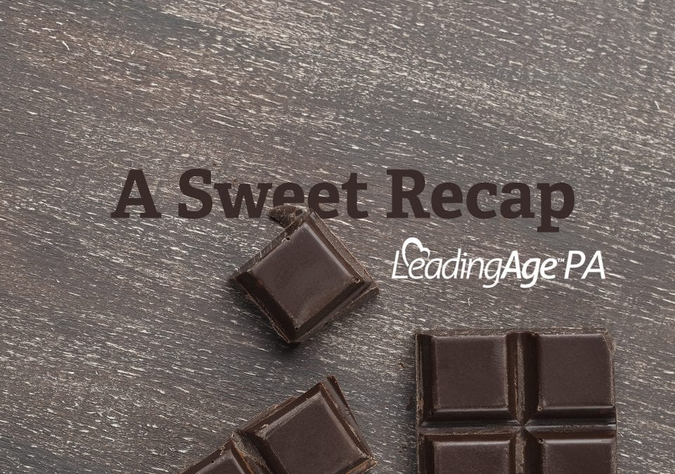 LeadingAge PA Recap: The Sweetest Place on Earth