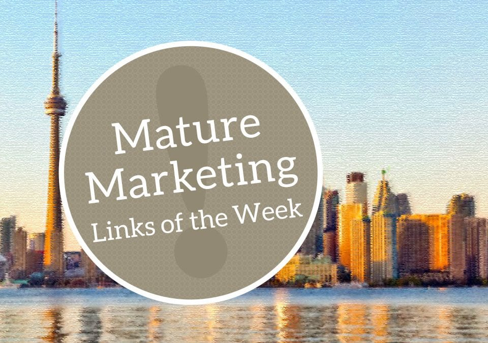 Mature Marketing Links of the Week – Global Markets