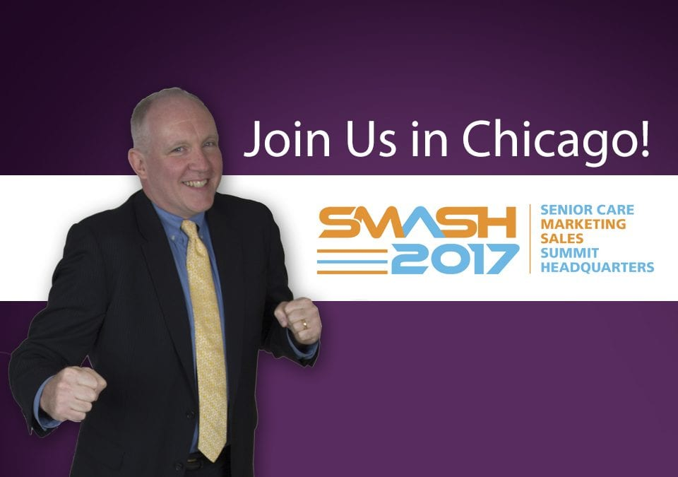 Sales and Marketing Strategy Coming to SMASH in Chicago