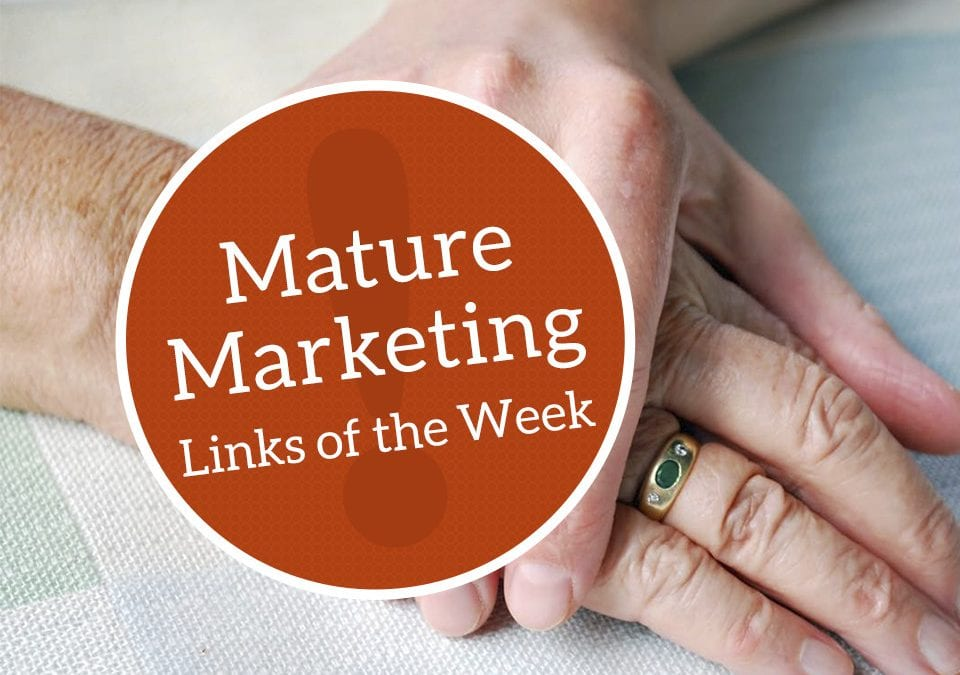 Mature Marketing Links of the Week: Big Thinkers & Digital Tips