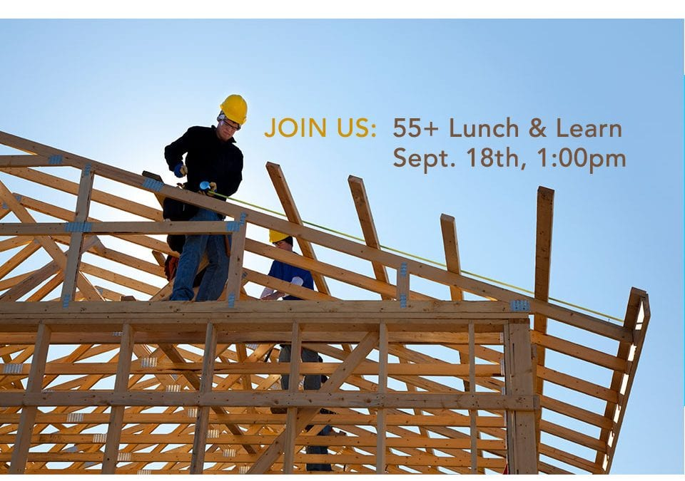 Lunch & Learn Webinar – If You Build It They Will Come
