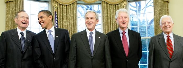 Un-Retiring Presidents