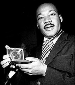 Dr. Martin Luther King and the Nobel Peace Prize
