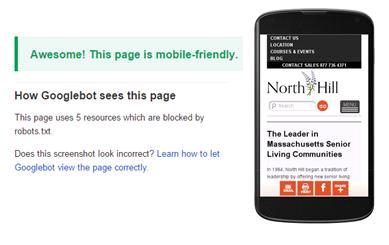 """""""Mobilegeddon"""": Should Websites Targeting Older Adults Panic or Prepare?"""
