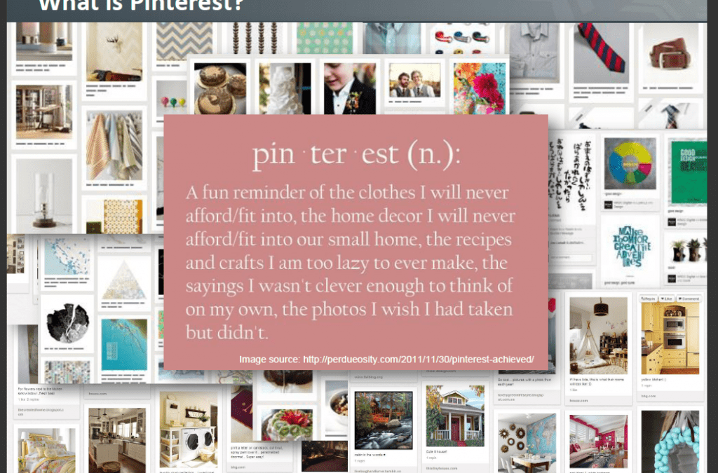 Pinterest 101: A primer for the uninitiated or the uninterested