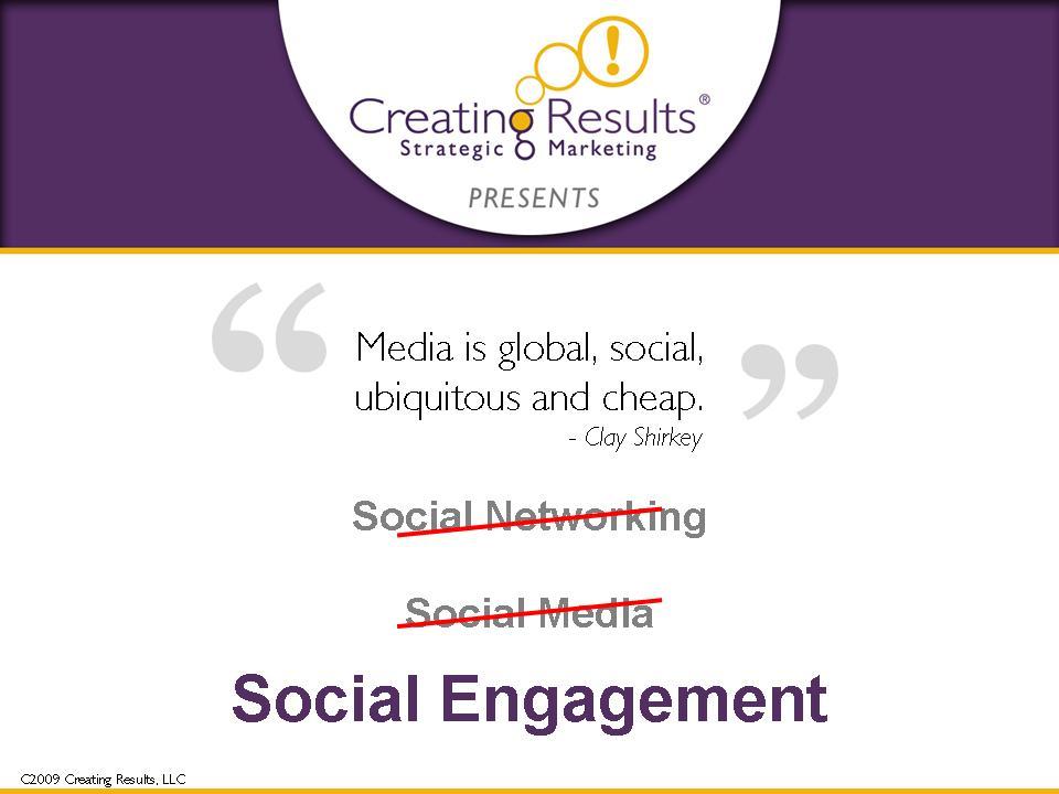 Social Media 101 for Nonprofits.CreatingResults