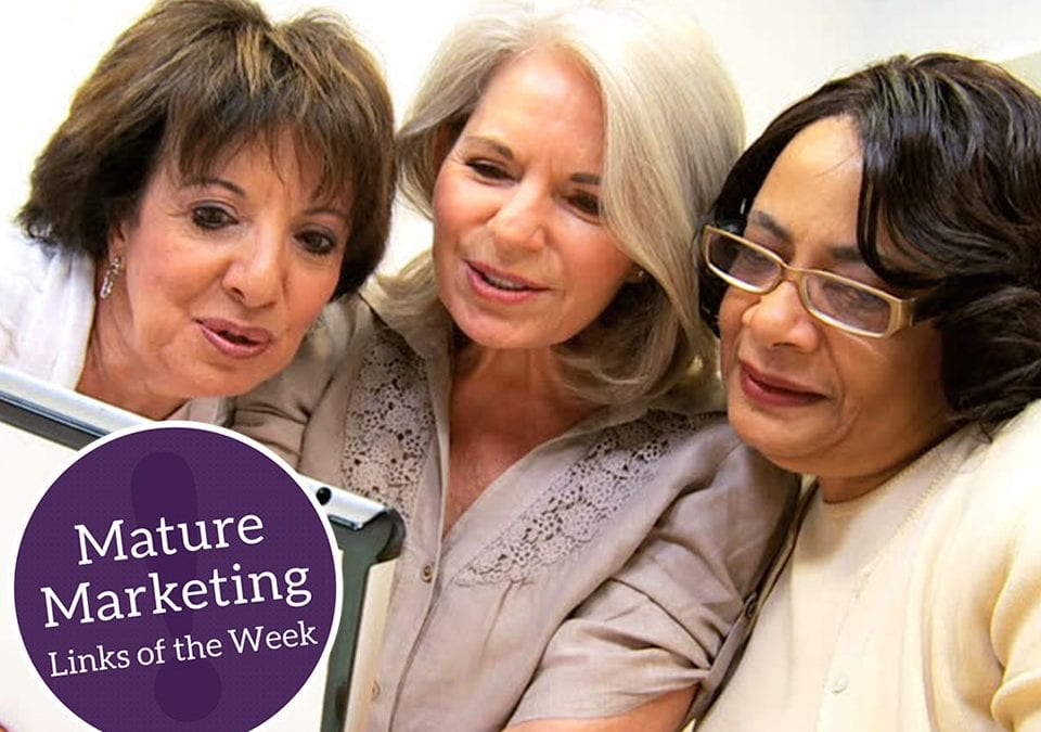 Mature Marketing Links of the Week – Tablets for Responsive Design, (un) Retirement