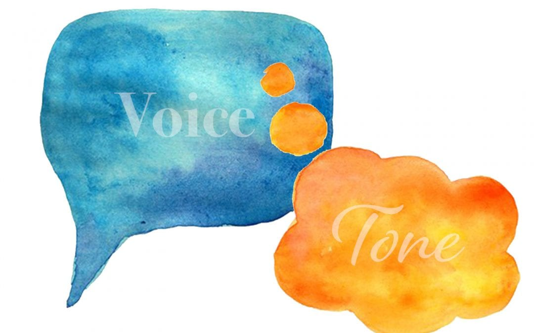 Applying Voice and Tone in Your Marketing: A Primer