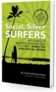 ebook cover - Marketing Research - Baby Boomers, Seniors and Websites, Social Media