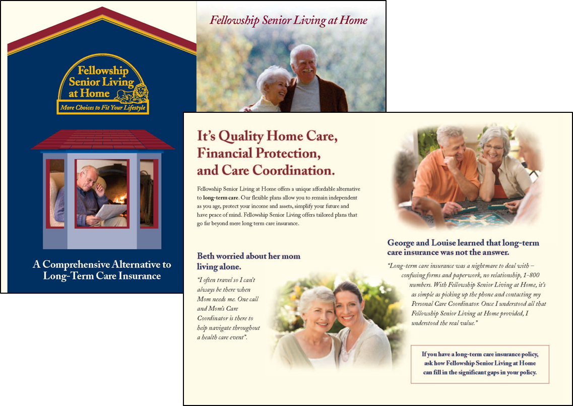 Fellowship Senior Living (NJ) continuing care at home