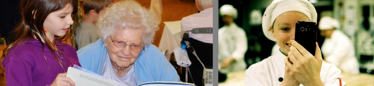 intergenerational activities at senior communities