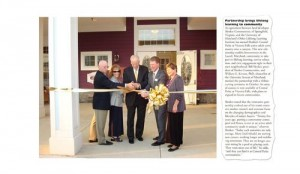 Opening of lifelong learning campus at 55 plus community