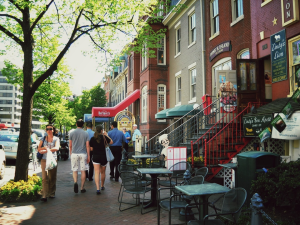 Urban living appeals to both baby boomers and millennials - a key housing trend.