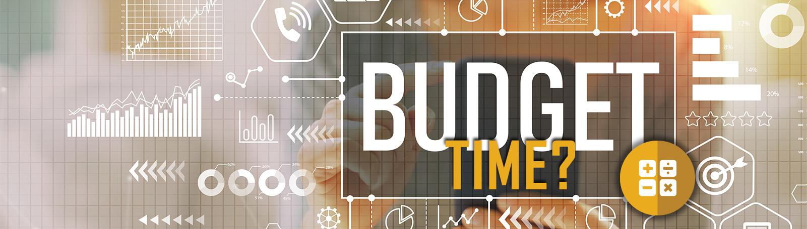 Budget Time? Marketing Budget Calculator